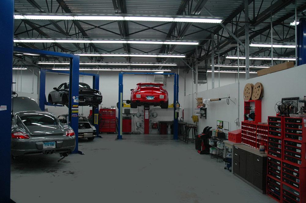 About Musante Motorsports - Porsche Service & Performance CT
